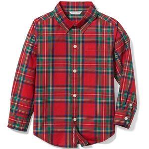 Janie and Jack shirt, size 3